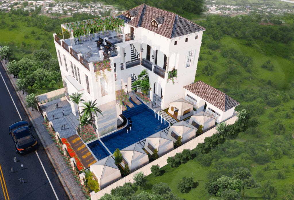 Dự án biệt thự Silver Beach Phan Thiết Resort